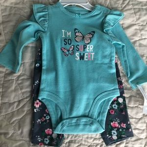 3 month carters outfit